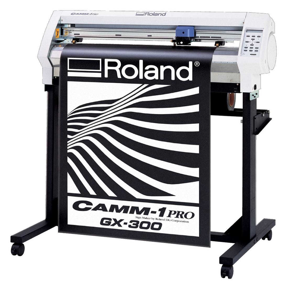 Roland Gx 300 Vinyl Cutter Plotter