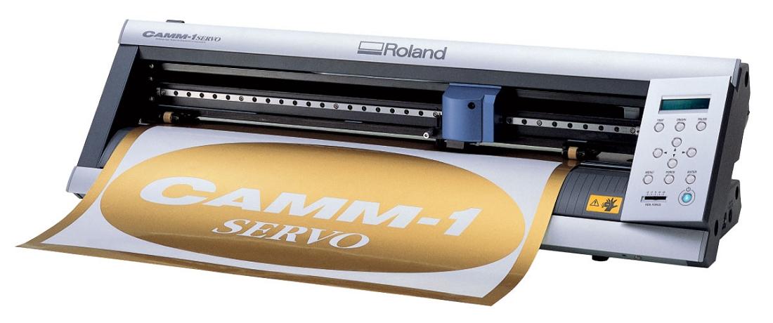 Roland Gx 24 Vinyl Cutter Plotter